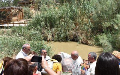 Hemos peregrinado a Tierra Santa con nuestro Obispo