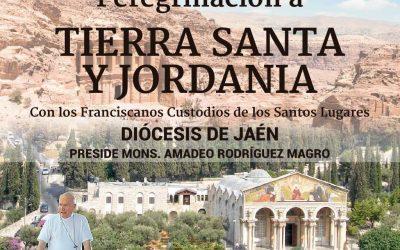 Peregrinación diocesana a Tierra Santa y Jordania (programa)