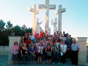 Peregrinación diocesana de Jaén a Fátima