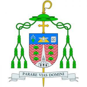 Escudo del Obispado de Jaén