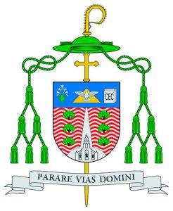Logo Obispado de Jaén
