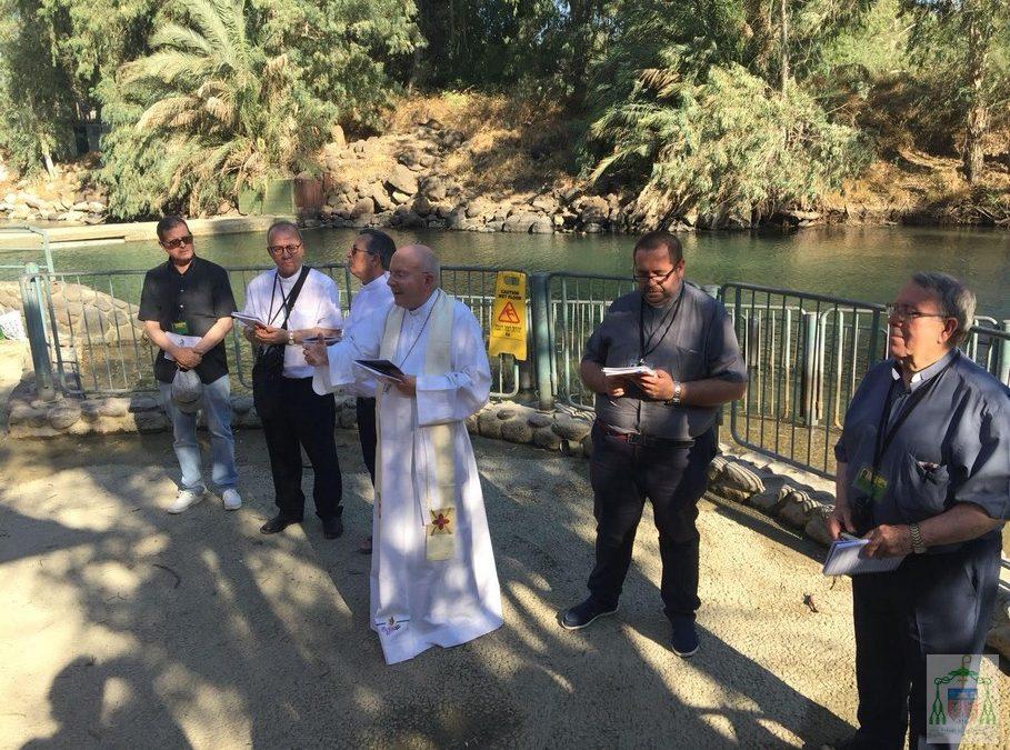 Crónica de la peregrinación diocesana a Tierra Santa