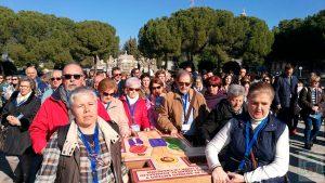 Peregrinaciones Jaén: Cerro de los Ángeles 2019