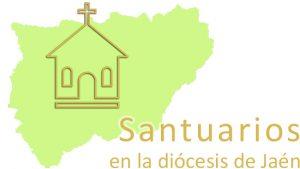 Mapa Santuarios en la diócesis de Jaén