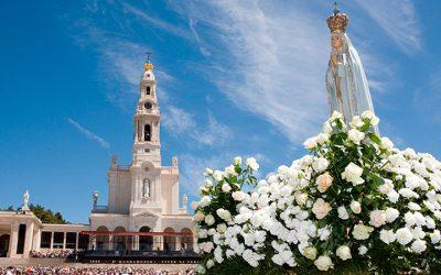 Peregrinación diocesana a Fátima