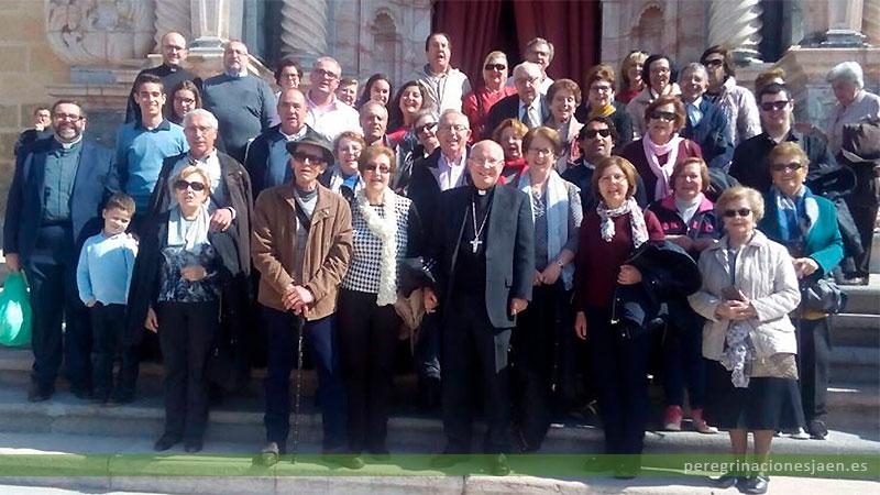 La Diócesis peregrina a Caravaca de la Cruz en su Año Jubilar