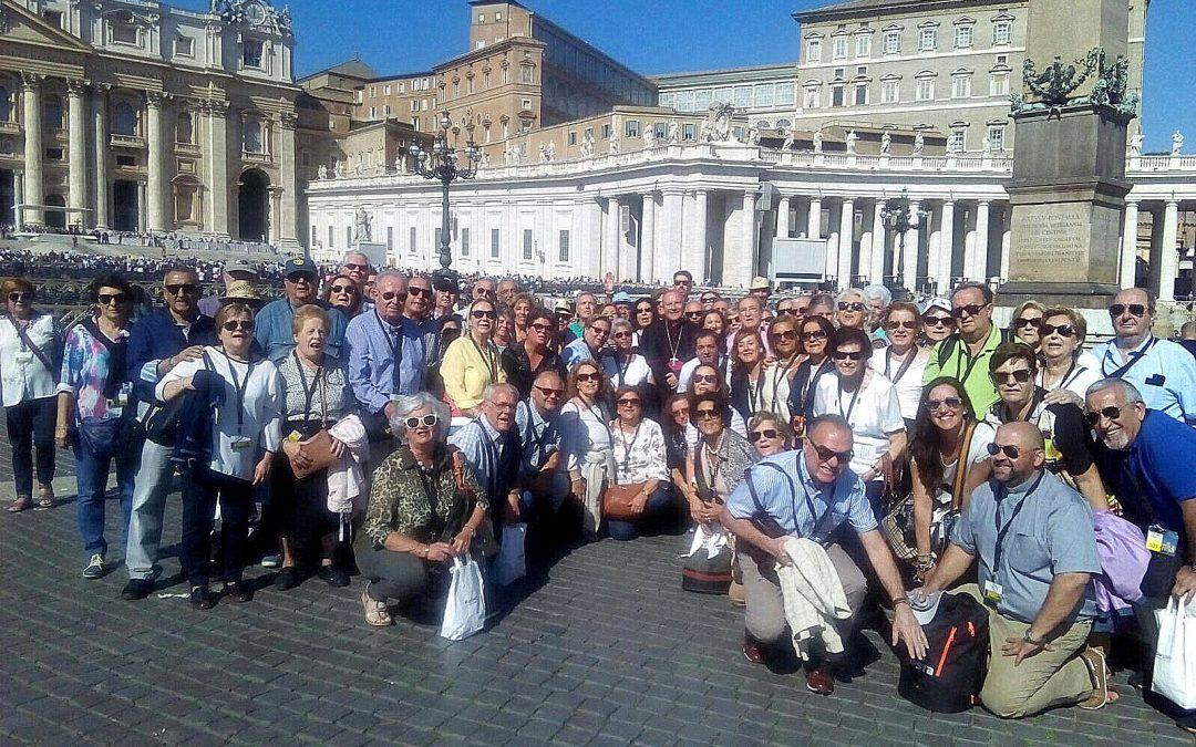 Peregrinación diocesana de Jaén 2020, presidida por nuestro Obispo (entrada actualizada 9-3-2020)