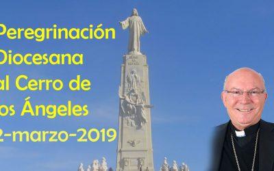 Peregrinación diocesana al Cerro de los Ángeles