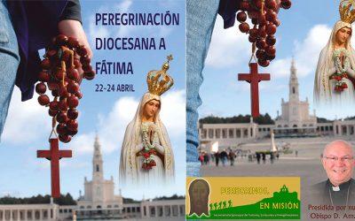 Peregrinación diocesana a Fátima (programa)