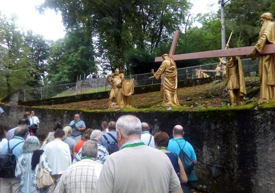 Celebrada la Peregrinación diocesana a Lourdes 2017